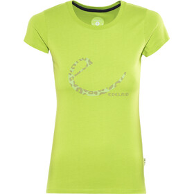 Edelrid Signature Shortsleeve Shirt Women green
